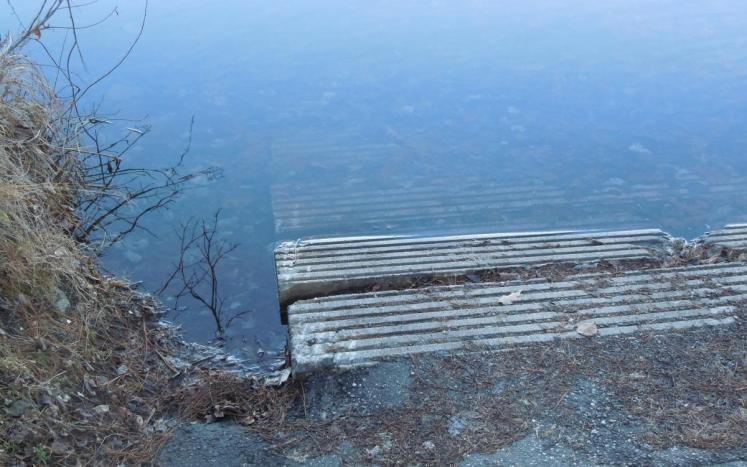 Tripp Lake Boat Ramp Repair Postponed